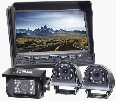 Rear View Safety RVS-770616N monitor and rv backup cameras