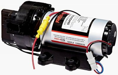 Remco Aquajet RV water pump