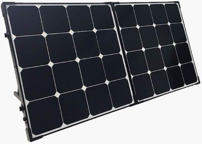 Renogy Eclipse 100 watt portable solar panel
