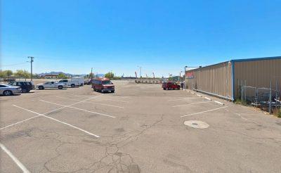 Roadrunner parking lot