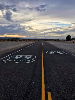 Route 66 double