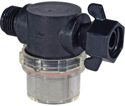 Shurflo 255-315 strainer swivel nut