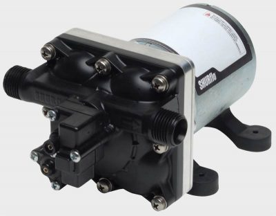 Shurflo 4008 rv water pump