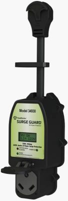 Southwire 34930 Surge Guard portable electrical management system 30 amp