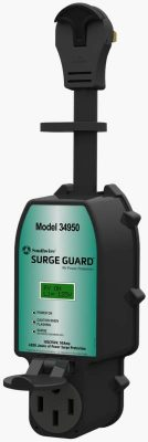 Southwire 34950 Surge Guard portable electrical management system 50 amp