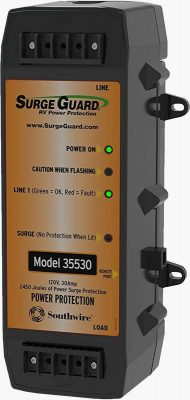 Southwire Surge Guard 35530 RV EMS system