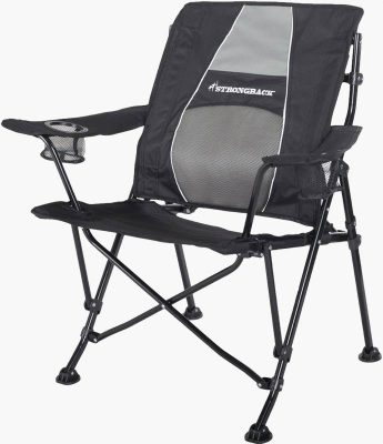 Strongback Guru camp chair
