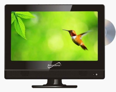 Supersonic SC-1312 12 volt TV DVD combo