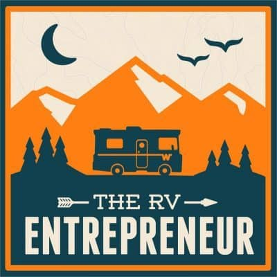 The RV Entrepreneur logo