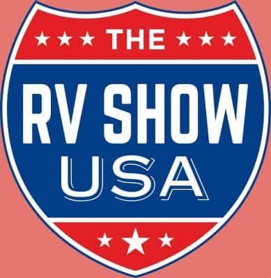The RV Show USA radio show logo