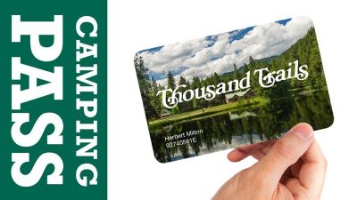 Thousand Trails camping pass