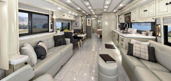 Tiffin Allegro Bus Class A interior
