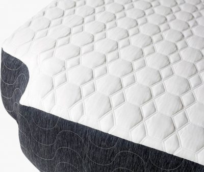 Tochta Cortana RV foam mattress cut corner