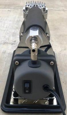 Viair 400P RV 12 volt air compressor rear