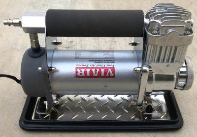 Viair 400P RV 12v air compressor right side