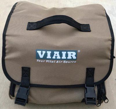Viair 400P RV portable air compressor carry bag