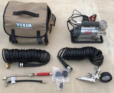 Viair 400P RV portable air compressor kit