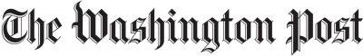 Washington Post logo wbg
