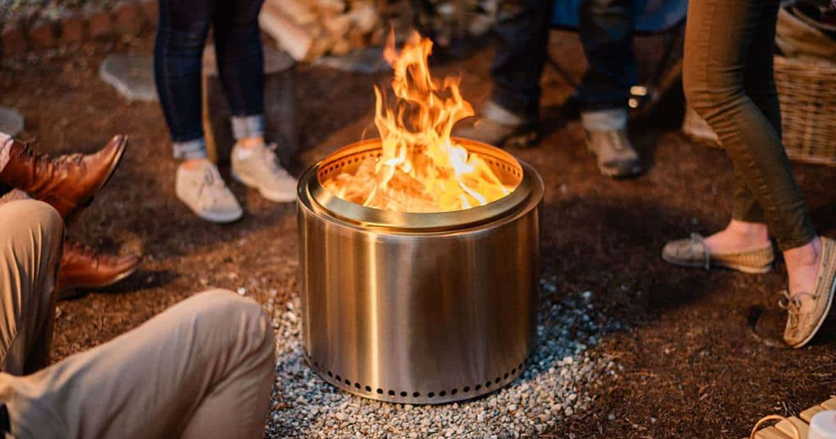 Best Wood Burning Portable Fire Pits For Camp Addict