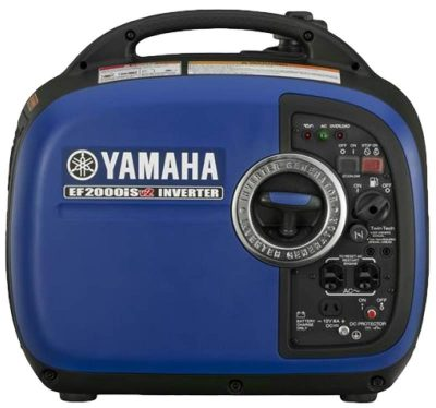 Yamaha EF200iSv2 right side