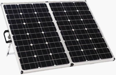 Zamp Solar 120 watt portable solar panel