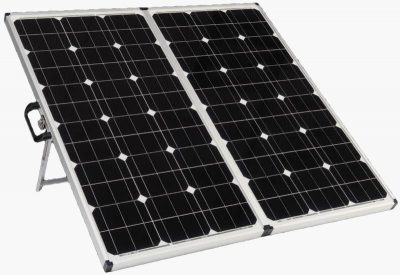 Zamp Solar 160 watt portable solar panel