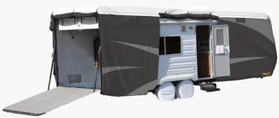 adco designer series tyvek plus wind toy haulers cover