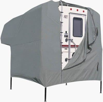 classic accessories polypro 1 truck camper cover
