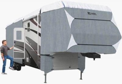 classic accessories polypro 3 5th wheel cover