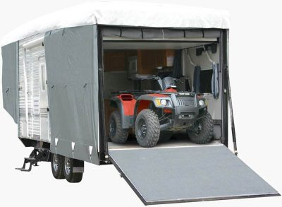 classic accessories polypro 3 toy hauler cover