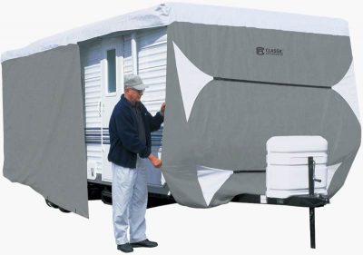 classic accessories polypro 3 travel trailer cover