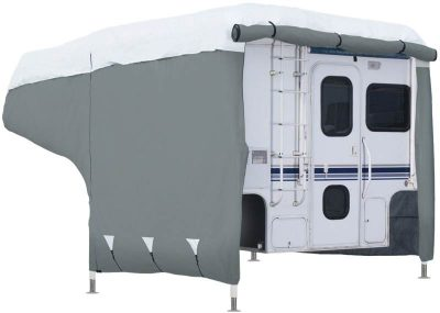 classic accessories polypro 3 truck camper cover