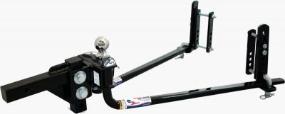 e2 round bar weight distribution hitch