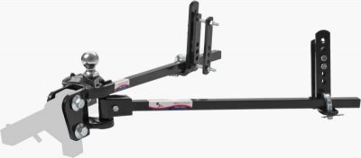 e2 trunnion bar no shank weight distribution hitch