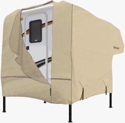 goldline truck camper cover